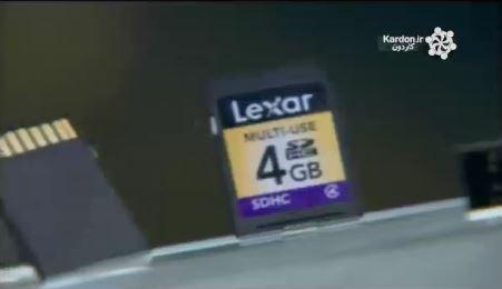 کارت های حافظه Memory Cards