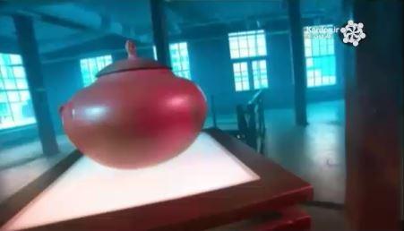تولید سفال پخته در آتش Fire-Baked Pottery