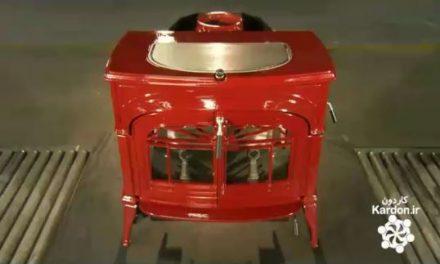 شومینه ی آهنی Cast iron stoves