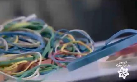 تولید کش های پلاستیکی rubber bands