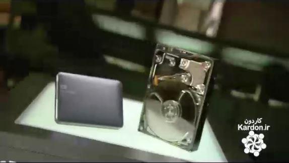کارخانه هارد درایو های خارجی External Hard Drives