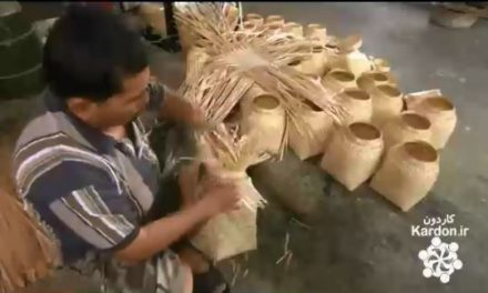 ساخت جعبه برنج تایلندی Thai Rice Boxes