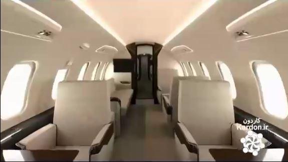 ساخت صندلی های هواپیما Aircraft Seats