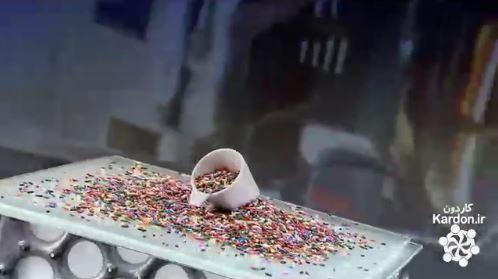 تولید طعم دهنده های کیک cake sprinkles