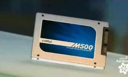 کارخانه هارد اس اس دی Solid state drives