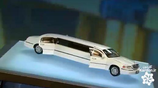 ساخت خودرو لیموزین limousines