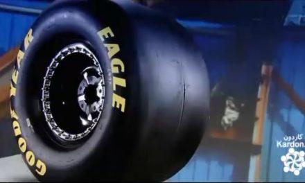 کارخانه تایر خودرو رالی Dragster tires