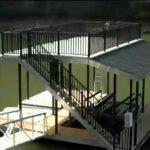 ساخت اسکله شناور floating docks
