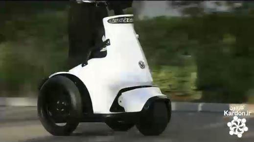 تولید وسایل نقلیه برقی ایستاده Electric stand up vehicles