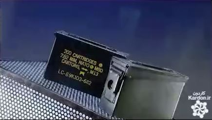 ساخت درب انفجار Blast doors