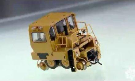 کارخانه ماشین ریل قطار railcar movers