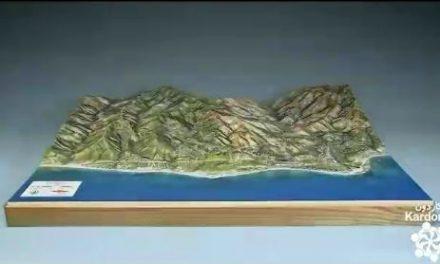 ساخت ماکت زمین solid terrain models