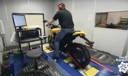 کارخانه موتور سیکلت برقی electric motorcycles