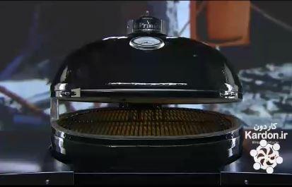 ساخت کوره سرامیکی Ceramic Grills