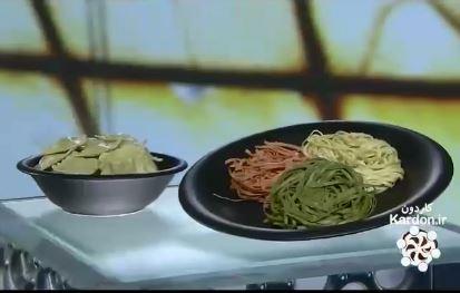 ساخت دستگاه سازنده ماکارونی Pasta Makers
