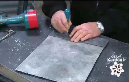 تولید محصولات سنگی Slate Products