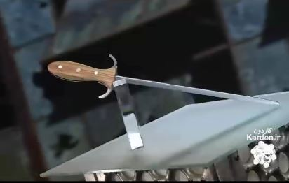 تولید سوهان چاقو تیز کن Sharpening Steels