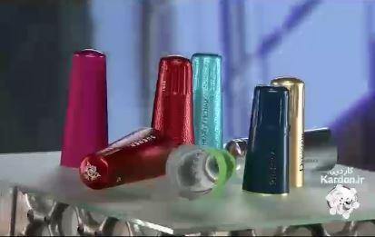 تولید درب آبمیوه های گاز دار Champagne Hoods Foils