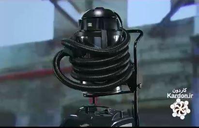 ساخت بخارشور Steam Cleaners