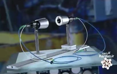 ساخت طیف امواج الکترومغناطیس تراهرتز  Terahertz Spectrometers