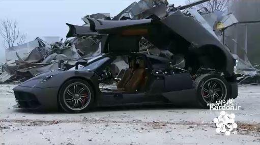 کارخانه تولید خودرو پاگانی هوایرا Pagani Huayra