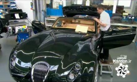 کارخانه تولید خودرو ویسگون Wiesmann Roadster MF5
