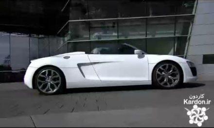 کارخانه تولید خودرو آئودی آر۸ Audi R8