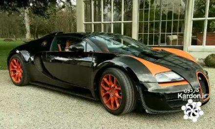 کارخانه تولید خودرو بوگاتی ویرون Bugatti Veyron