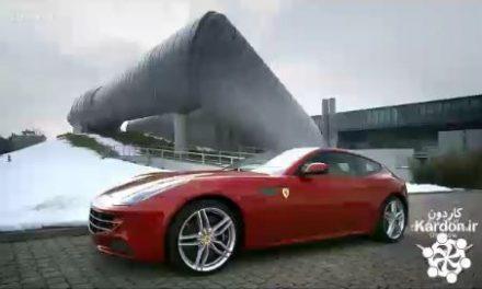 کارخانه تولید خودرو فراری اف اف Ferrari FF