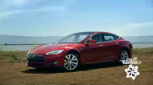 کارخانه تولید خودرو تسلا مدل اس Tesla Model s