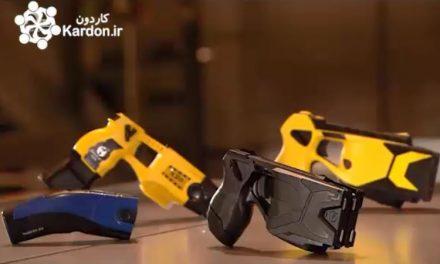 ساخت تفنگ برقی Tasers