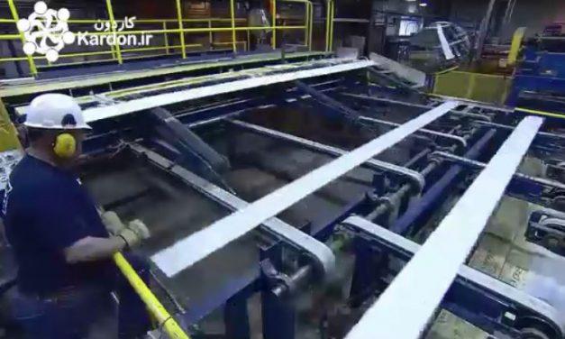 مهندسی برش چوبEngineered Wood Sidin