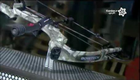 ساخت تیرکمان ورزشی Compound Bows