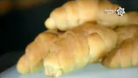 کارخانه شیرینی های رولتی Croissants