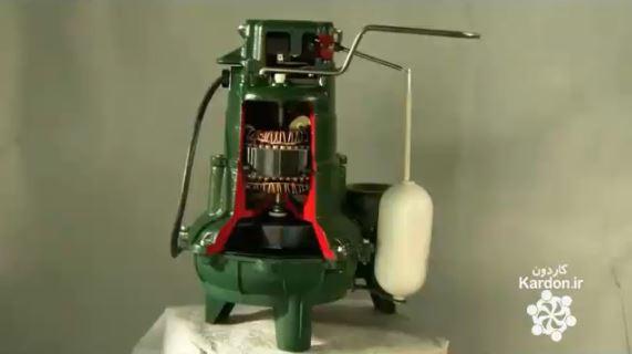 ساخت پمپ فاضلاب Sewage Pumps