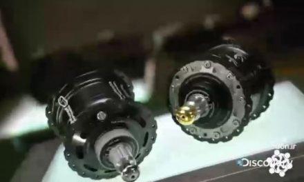 چرخ Unicycle Wheel Hubs