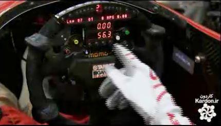 ساخت فرمان ماشین فرمول یک Indy steering wheels