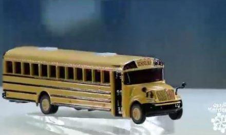 کارخانه تولید اتوبوس مدرسه school buses