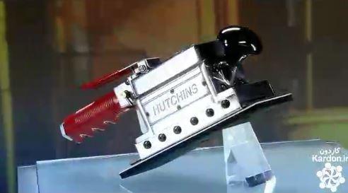 کارخانه سنباده های گرد لرزان Sanders tools