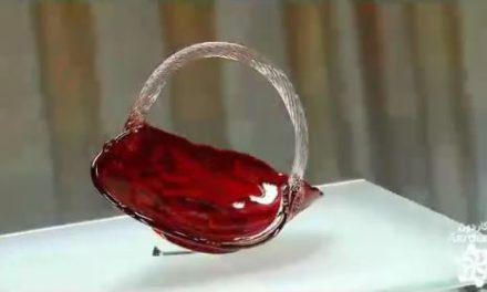 کارخانه شیشه ی فشرده Pressed glass