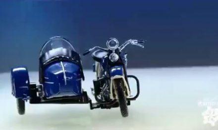 ساخت گاری یدکی موتور سیکلت Motorcycle Sidecars
