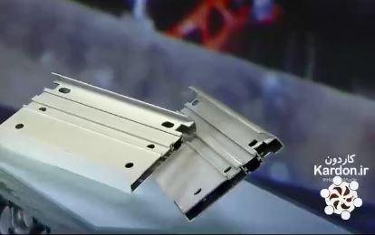 ساخت منگنه پنوماتیک Pneumatic Punchers