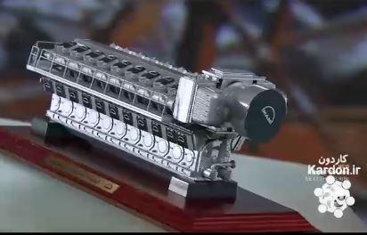 کارخانه توربو شارژر دریایی marine turbochargers