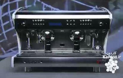 کارخانه ماشین قهوه ساز اسپرسو Espresso Machines