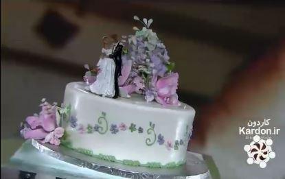 تولید کیک عروسی Wedding Cakes