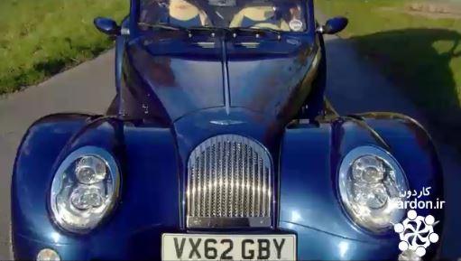 کارخانه تولید خودرو مورگان کوپه آئر Morgan Aero Coupe