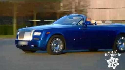 کارخانه تولید خودرو رولز رویس فانتومRolls Royce Phantom