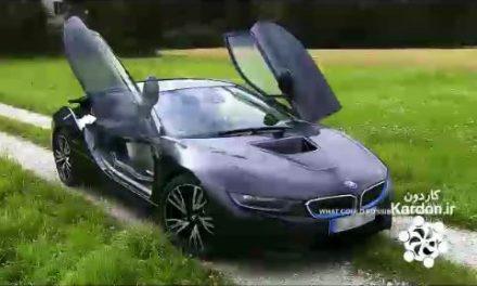 کارخانه تولید خودرو ب ام و آی۸-BMW i8