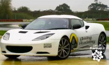 کارخانه تولید خودرو لوتوس اوورا Lotus Evora