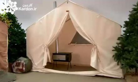 چادر مسافرتیCanvas Wall Tents
